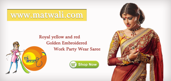 http://www.matwali.com/store/preysi/embroidered-sarees/royal-yellow-and-red-golden-embroidered-work-party-wear-saree/